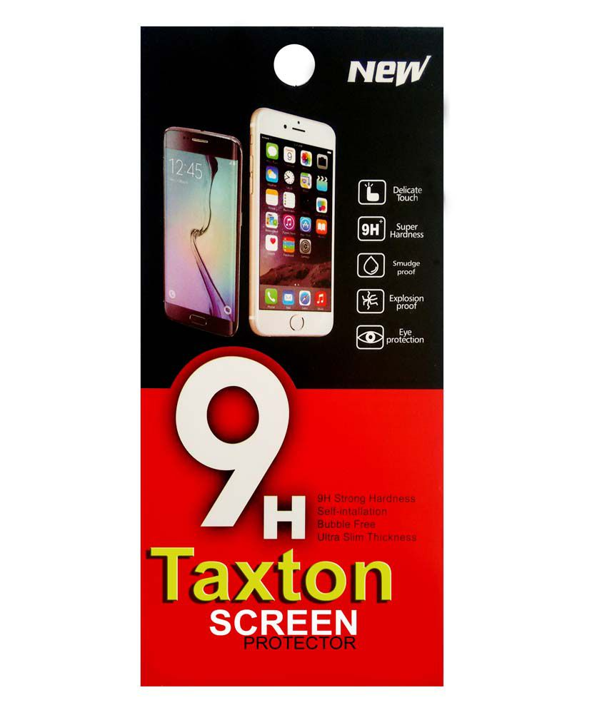 Taxton Clear Screen Guard For Asus Zenfone C Zc451cg