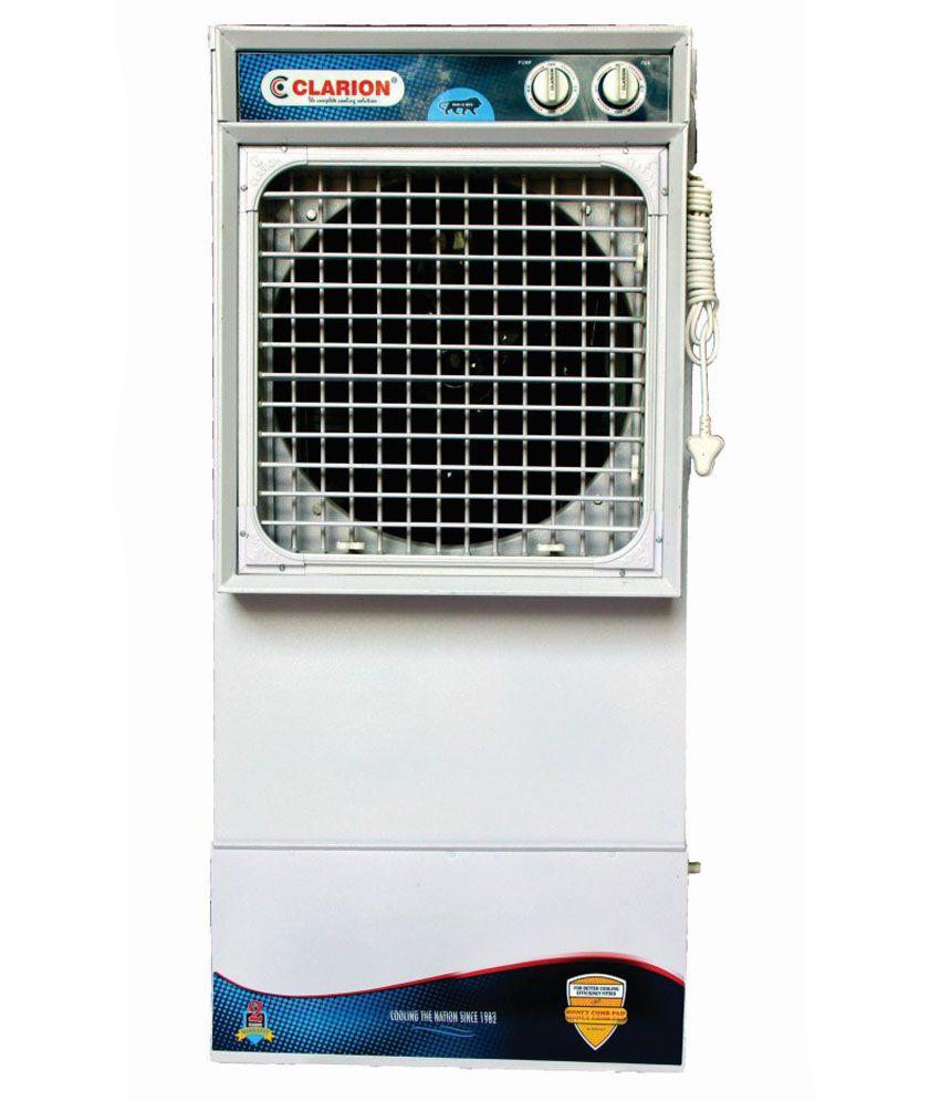 Clarion 40 Expert 50 Desert Cooler White