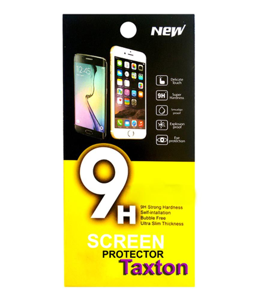 Taxton Clear Screen Guard For Samsung Galaxy Core Prime G360