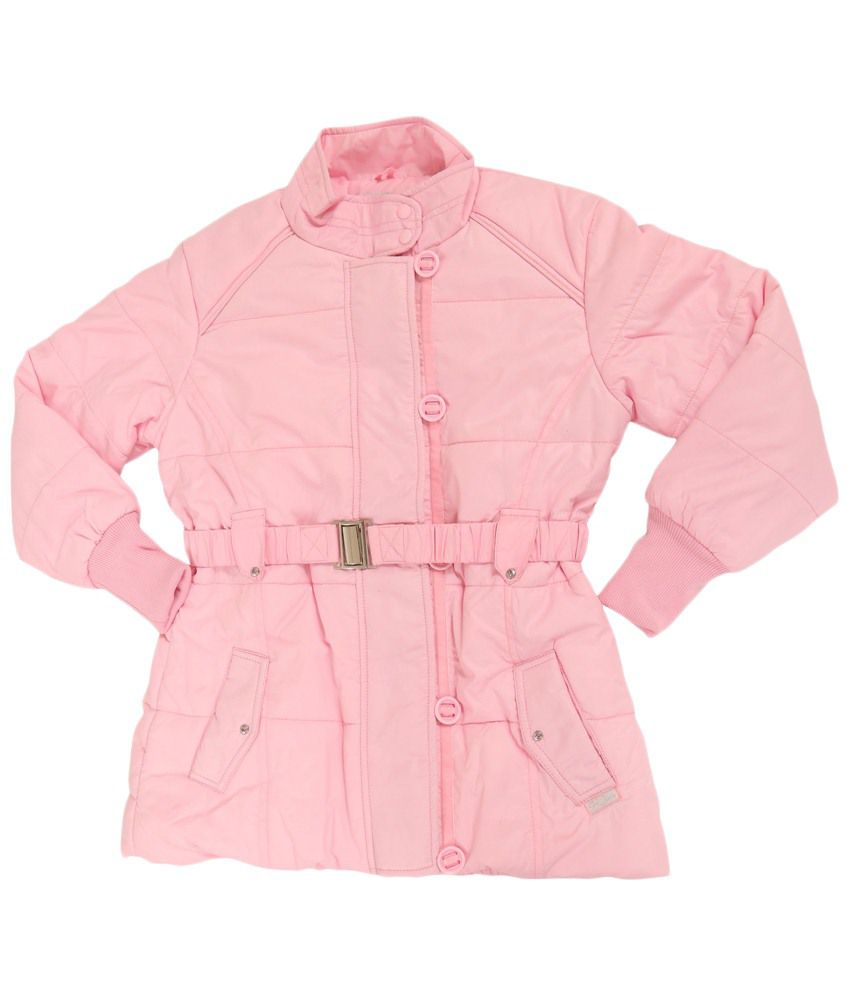 Sportking Pink Full Sleeve Jacket