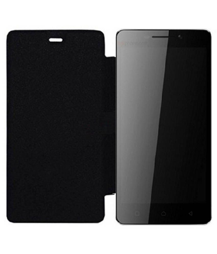 official photos 2091a a762c Lenovo Vibe P1 Flip Cover Case Black Black