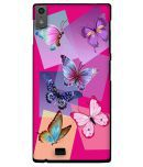 Gionee Elife S5.5 Plain Cases Snooky - Multi