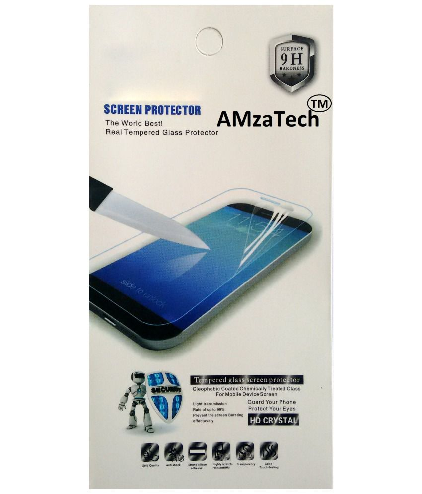 Amza Tech Tempered Glass Screen Protector For Sony Ericsson WT13i