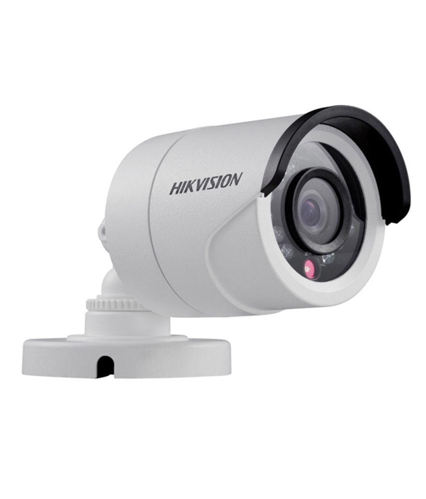 Hikvision Hd Cctv Cameras - White