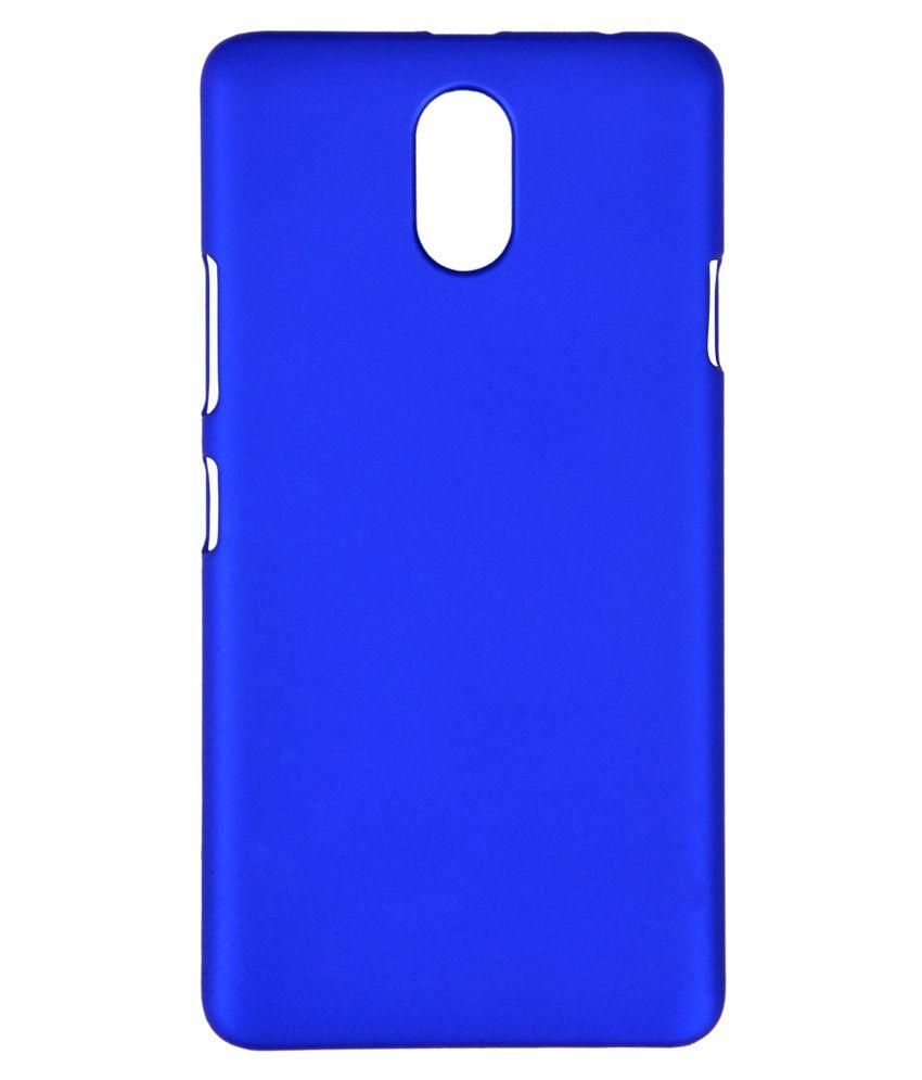 competitive price 4209e 00f0a Kizil Back Cover for Lenovo VIBE P1m - Blue