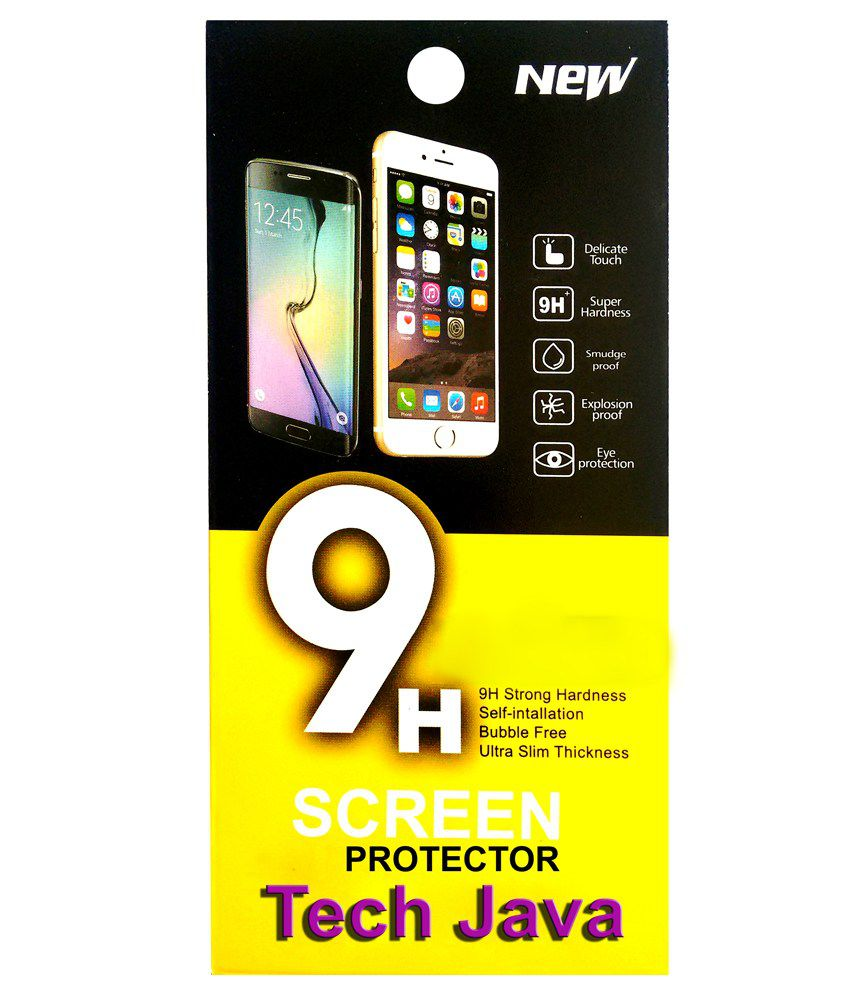 TechJava Clear Screen Guard for Moto E (2nd Gen) 3G