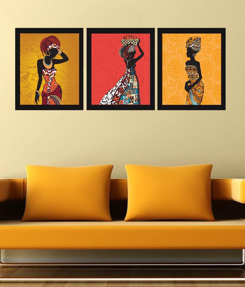 Contemporary Women Wall Art Frieze - Art & Wall Decor - hecatalog.info