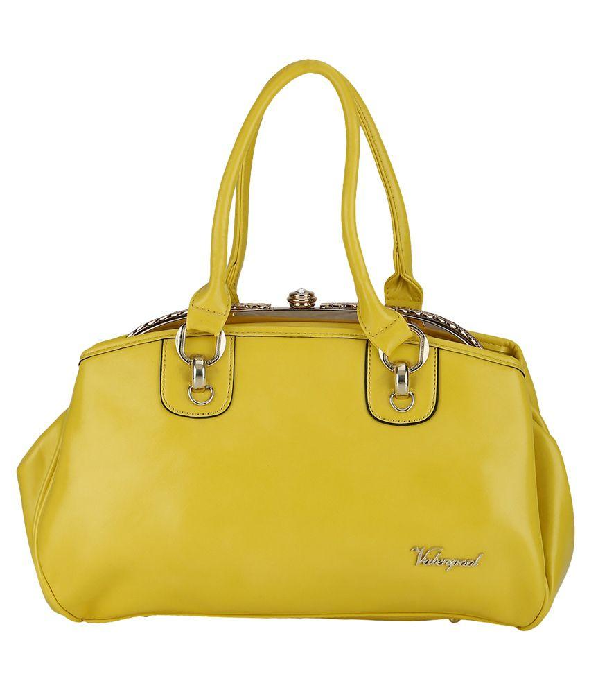 Casela Yellow Shoulder Bag
