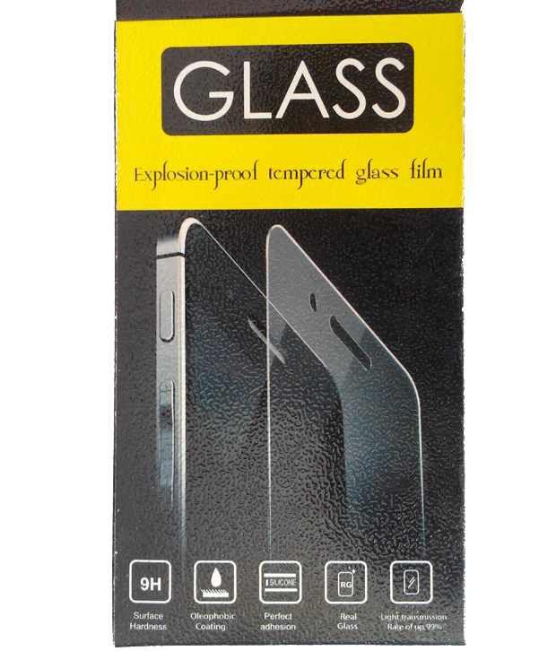 LG Google Nexus 5 16GB Black Curvey Tempered Glass Screen Guard by Assault