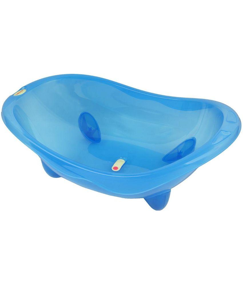 Babyoye Plastic Baby Bathtub - Blue: Buy Babyoye Plastic Baby ...