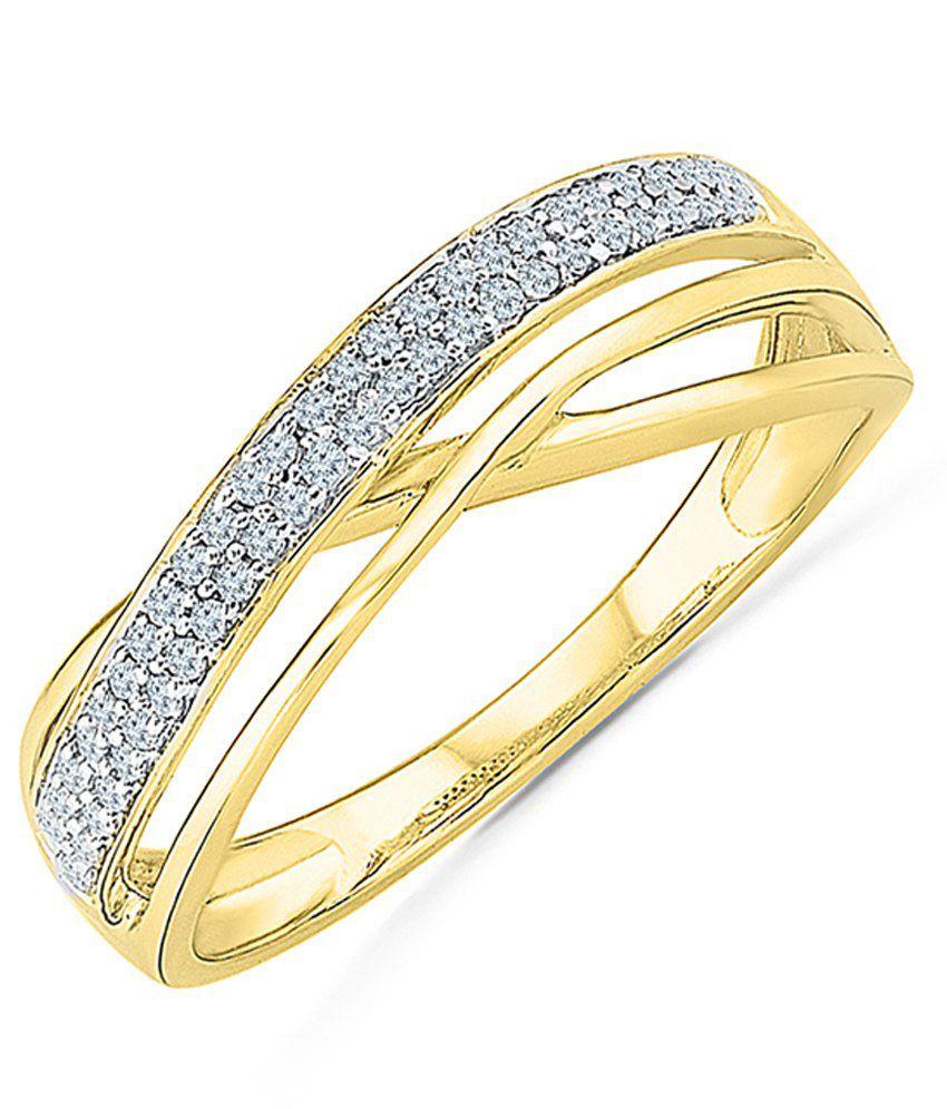 Radiant Bay 18kt Gold Ring