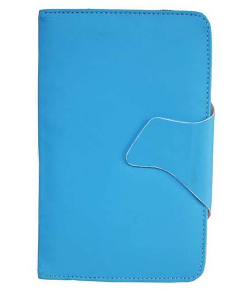 VPS 7inch Flip Cover For HTC EVO View 4G - Blue