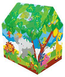 Bornify Intex Fun Tent With Animal Graphic