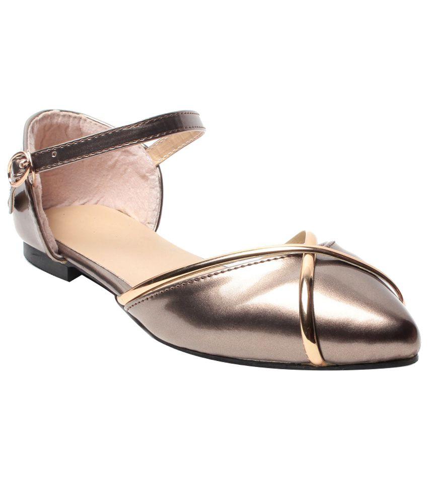 Nell GoldenRod Sandals
