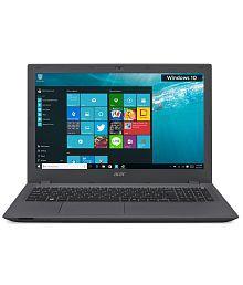 Acer Aspire E5-573-30L7 Notebook (NX.MVHSI.039) (5th Gen Intel Core i3- 4GB RAM- 500GB HDD- 39.62 cm (15.6)- Windows 10) (Charcoal Grey)
