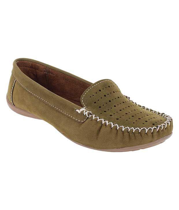 Authentic Vogue Brown Casual Shoes