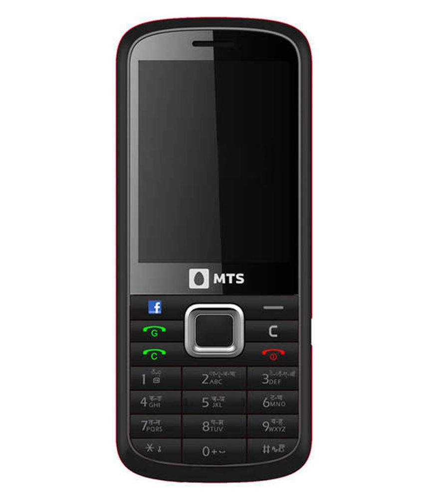 ZTE cg131 Black+Red