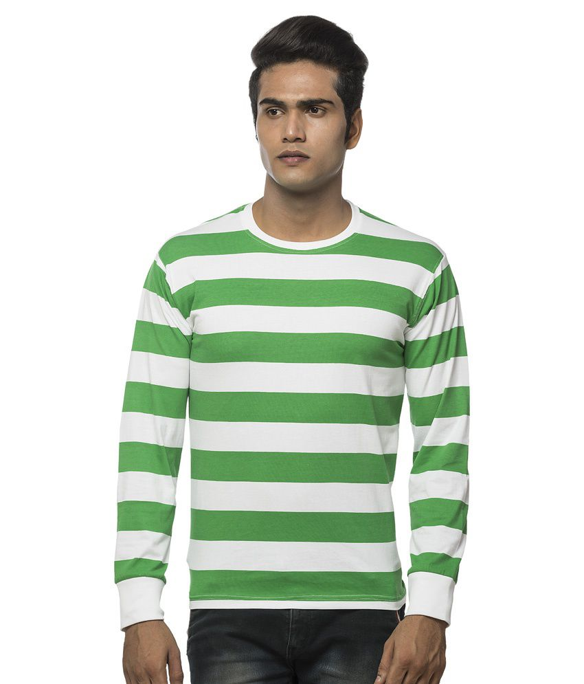Clifton Green Cotton T Shirt