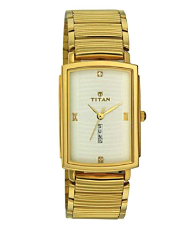 0d3e66d06 Titan Karishma NE1459YM02 Men s Watches - Buy Titan Karishma NE1459YM02 Men s  Watches Online at Best Prices in India on Snapdeal