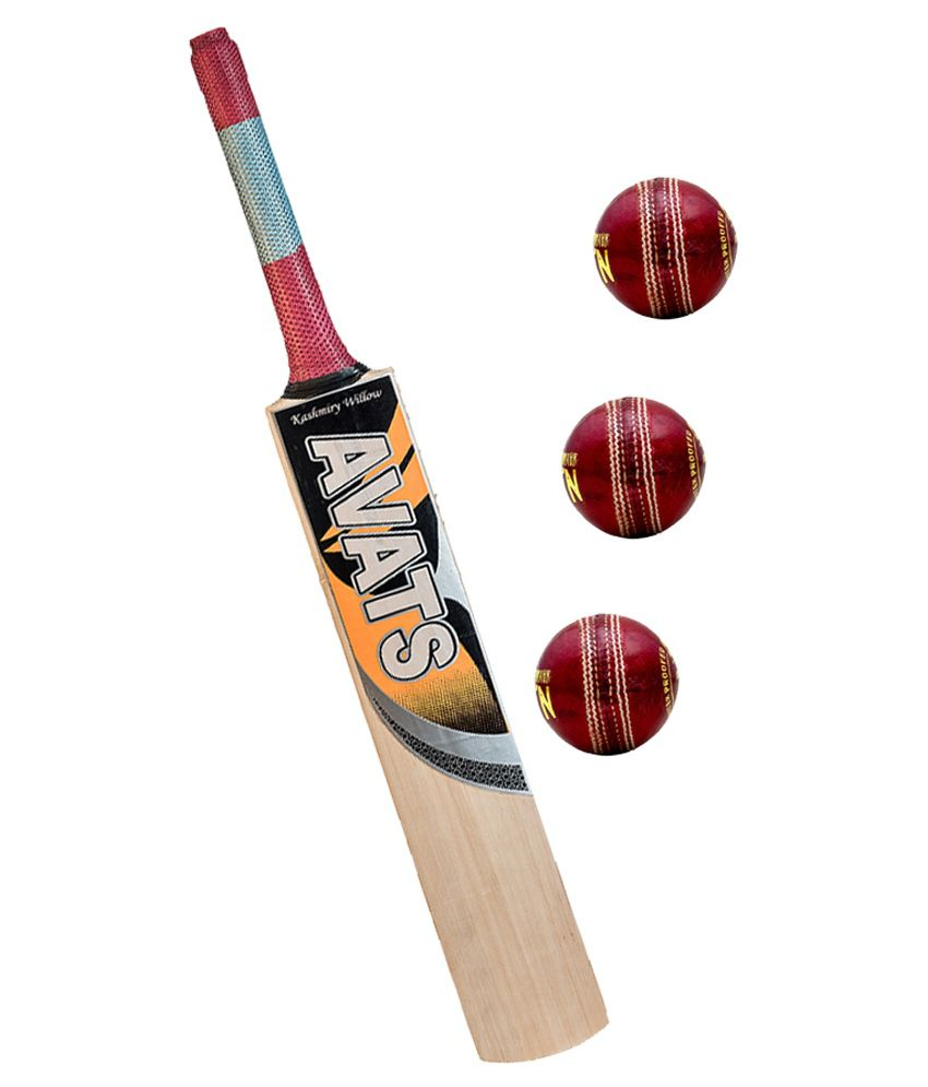 avats Avats Enterprises Bat And 3 Ball: Buy Online at Best Price on Snapdeal