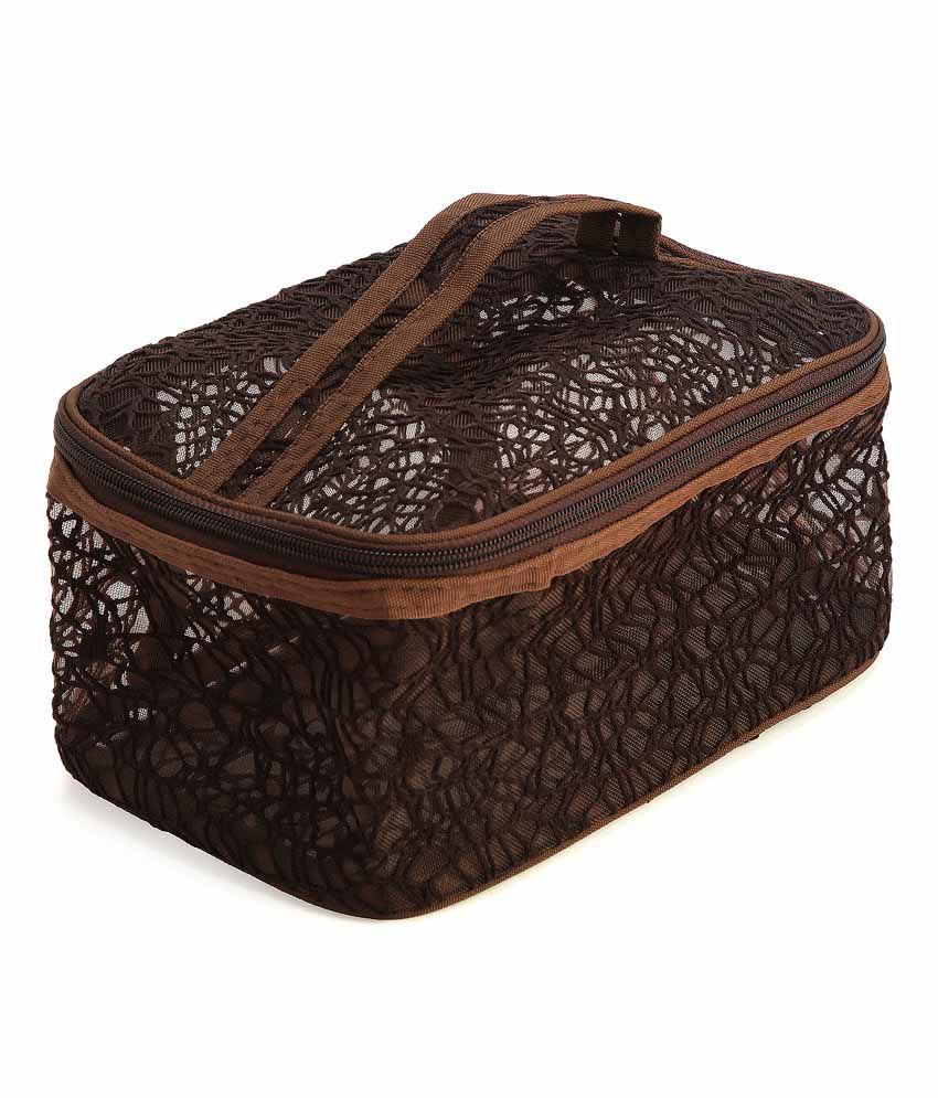 Kiara Home Brown Travel Kit