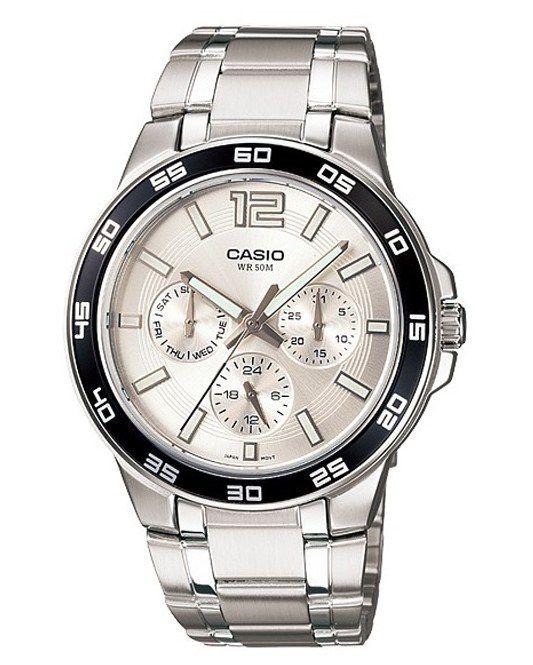 Casio Classic Multi Dials MTP-1300D-7A1VDF (A484) Men's Watch