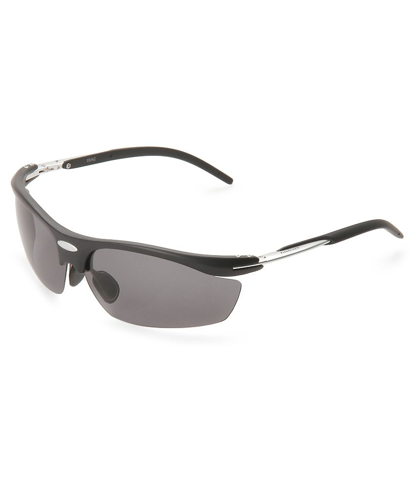 1e40d129deaa Fastrack P208BK2P Gray Sport Sunglasses - Buy Fastrack P208BK2P Gray Sport  Sunglasses Online at Low Price - Snapdeal