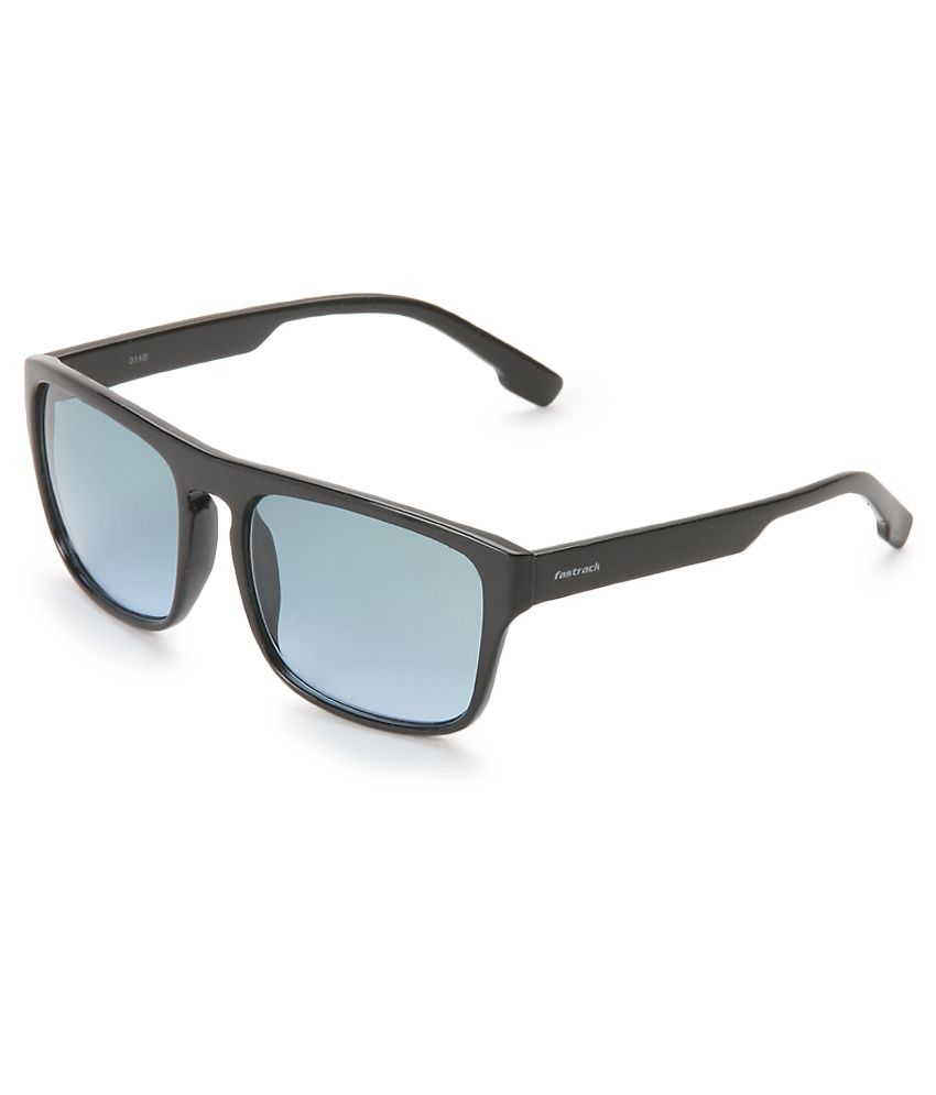 a91988d745a5 Fastrack P264BU1 Blue Wayfarer Sunglasses - Buy Fastrack P264BU1 Blue Wayfarer  Sunglasses Online at Low Price - Snapdeal