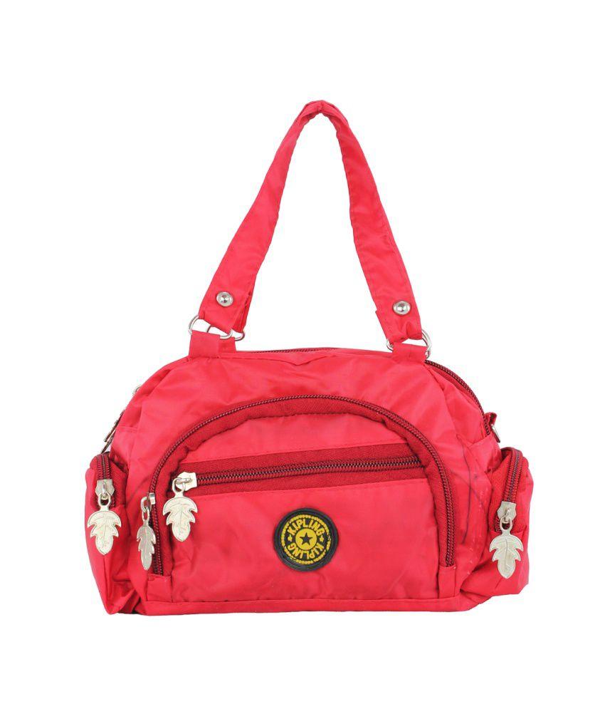 Mpkart Red Hand Bag