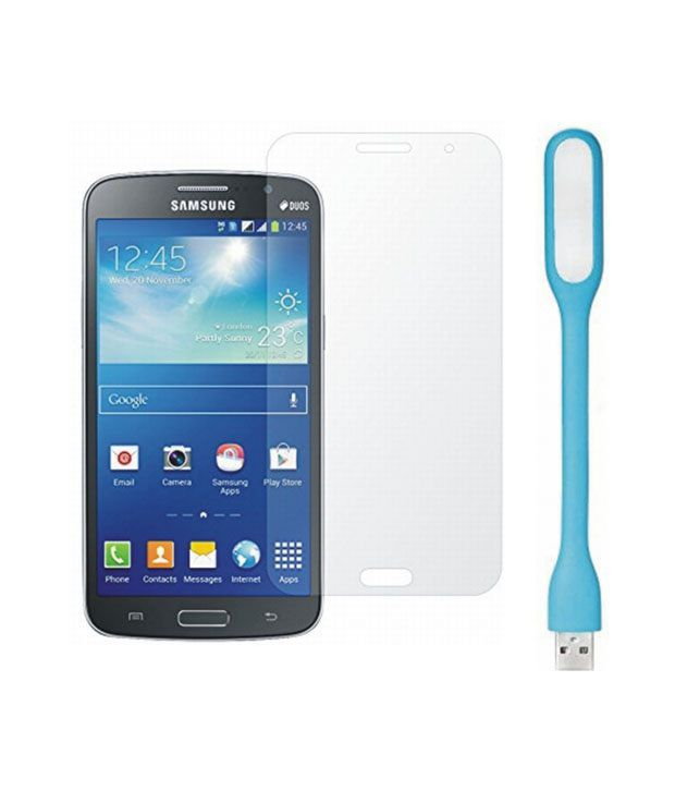 Samsung Galaxy Grand 2 Tempered Glass Screen Guard by Matrix