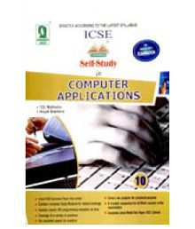 Evergreen ICSE SelfStudy in Computer Applications Class10 (English)