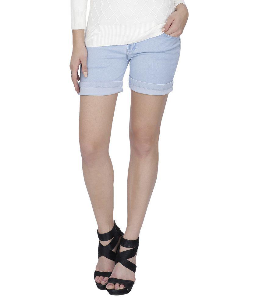 SVT ADA Collections Blue Denim Shorts