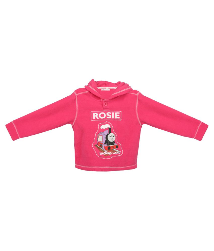 Eimoie Pink Jacket For Girls