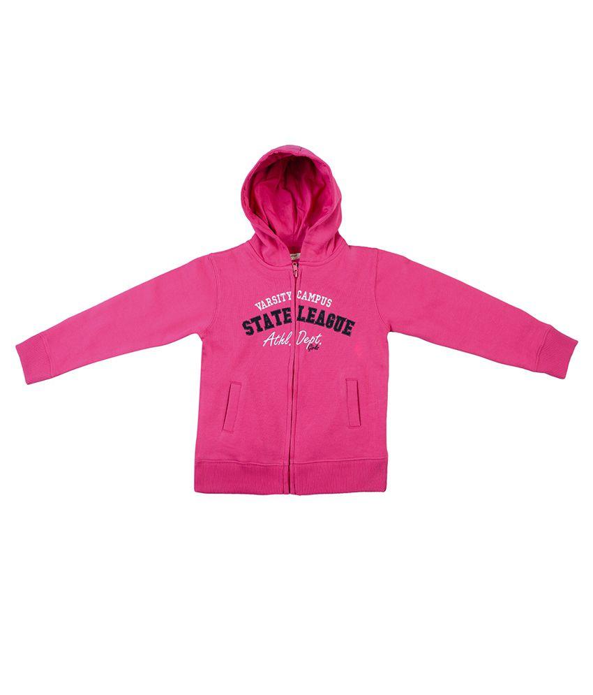 Nauti Nati Pink Sweatshirt