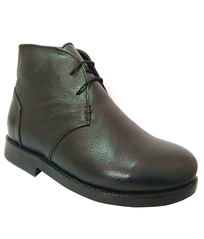 Ophis Black Boots