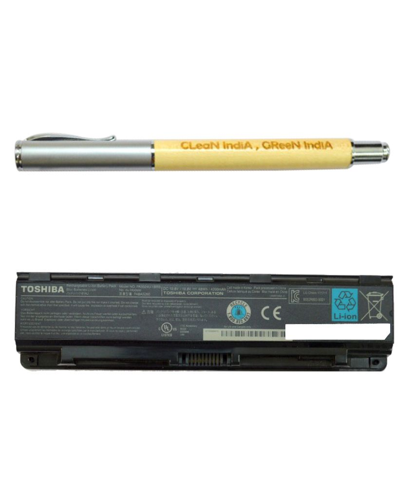 Toshiba 4200 mAh Li-ion Laptop Battery For Toshiba Satellite Pro L805