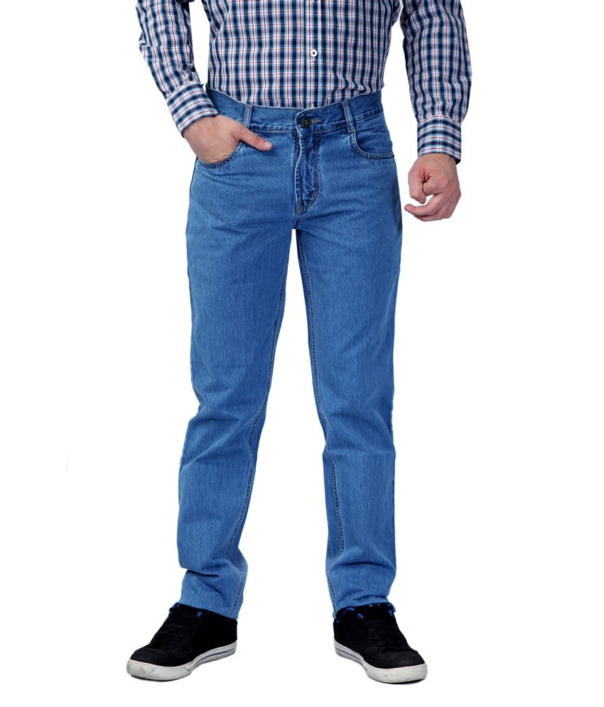 Sparky Blue Slim Fit Jeans