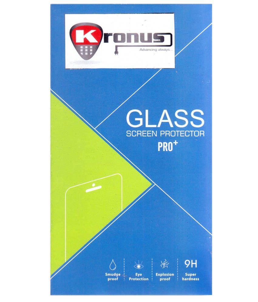Samsung Galaxy A5 Tempered Glass Screen Guard by Kronus