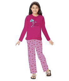 So Sweety Pink Nightsuit