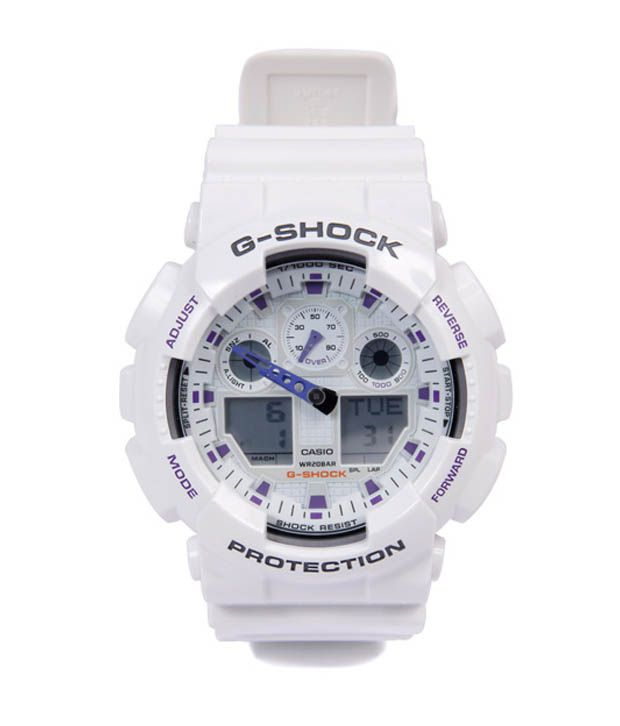 Casio G274 White G Shock Watch - Buy Casio G274 White G Shock Watch Online  at Best Prices in India on Snapdeal 551e757a1