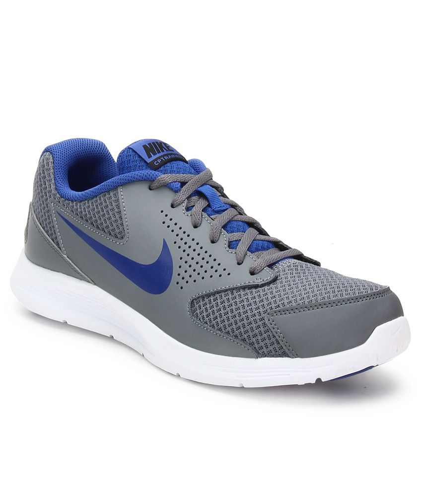 Nike Cp Trainer 2 Gray Sport Shoes