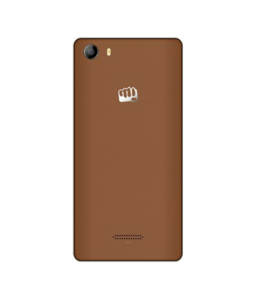 Micromax ( 16GB , 3 GB ) Brown