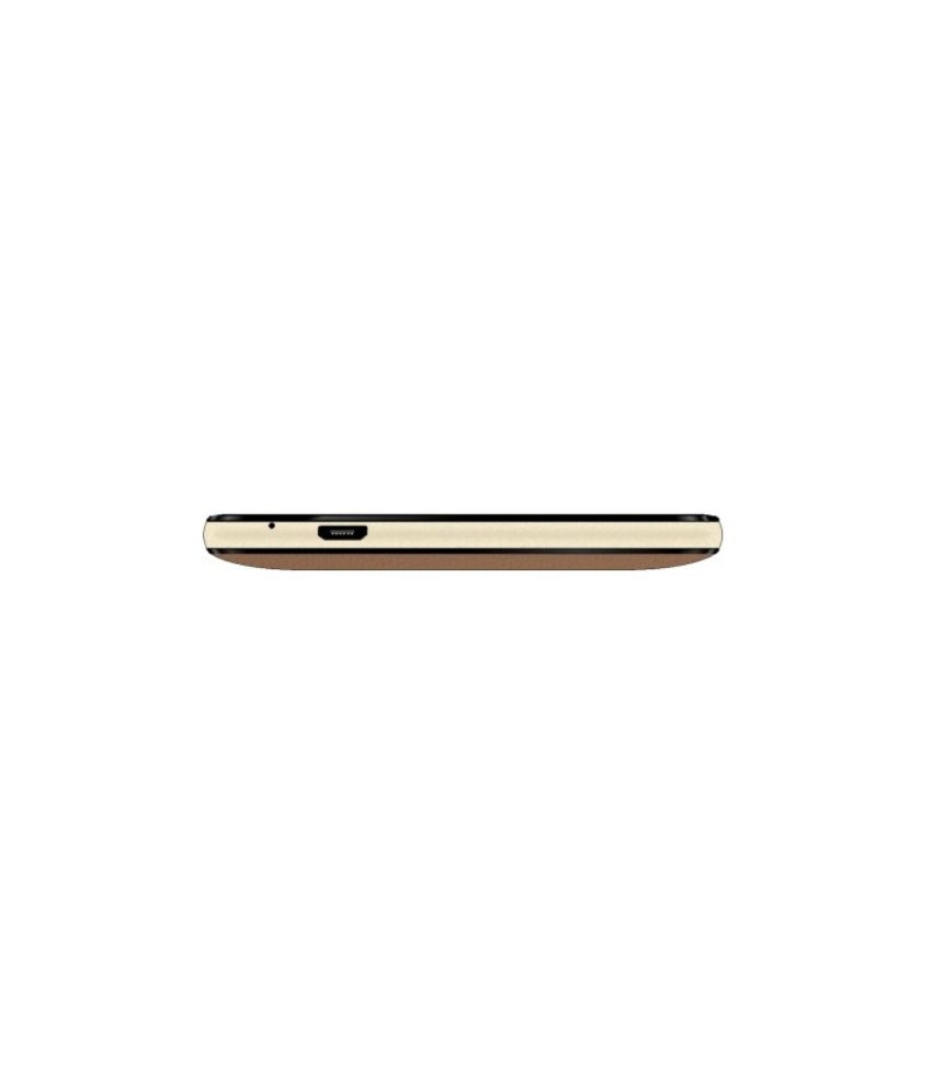 Micromax ( 16GB , 3 GB ) Brown