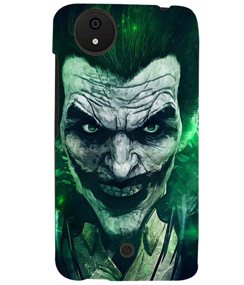 the latest af26b fa995 Printfunia Back Cover For Micromax Canvas Android One - Multicolour ...