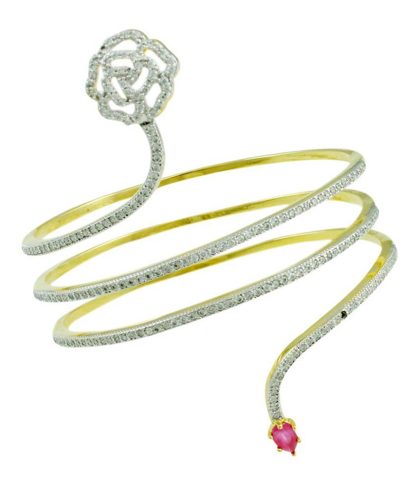 Orniza Bridal Design Golden Kada