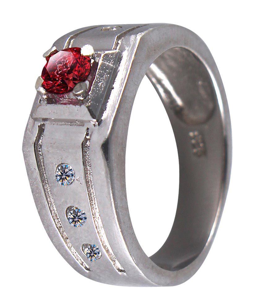 SMV 92.5 Sterling Silver Ring