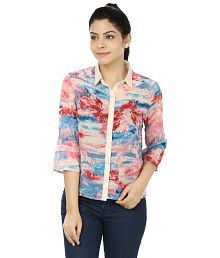 India Inc Poly Georgette Shirt