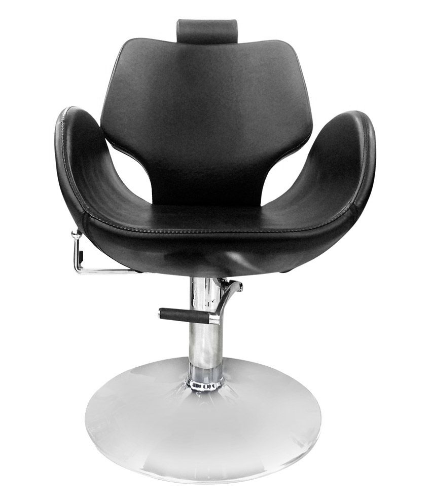 Ikonic Mr. Barber Chair in Black: Buy Ikonic Mr. Barber Chair in