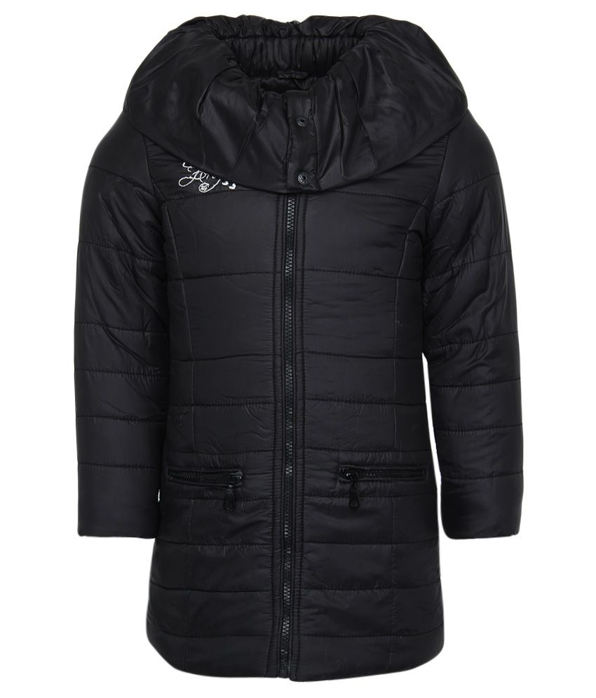 Fort Collins Black Nylon Jacket