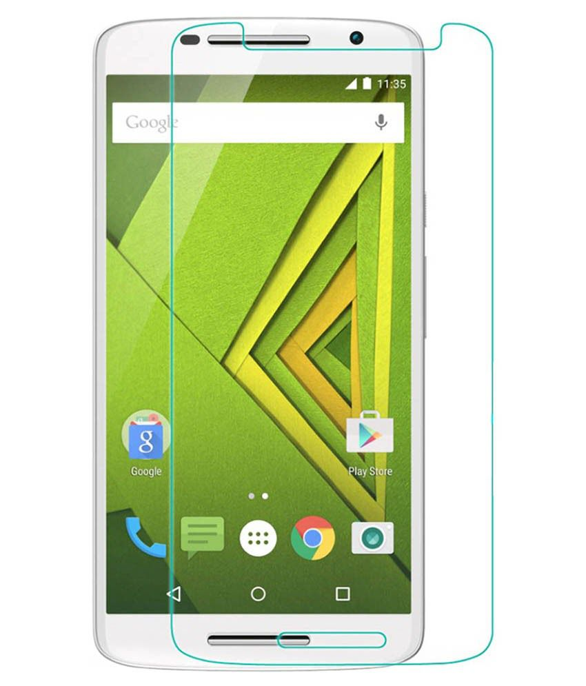 Moto X Tempered Glass Screen Guard by Tiptop